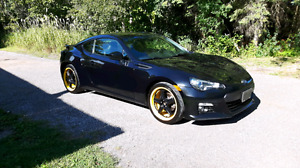 2013 Subaru BRZ - Loaded - New Motor