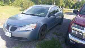 2007 Pontiac g6 3.5 L for motorcycle