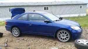 2005 Honda civic special edition  Regina Regina Area image 5