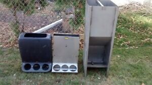 Used Trough Feeders For Piglets, Sheep or Chickens