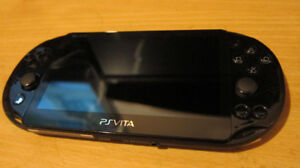 PS Vita Slim w/Charger and Memory stick
