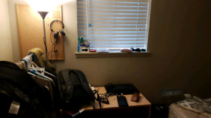 Private furnished room 1 min. walk to 29th Station