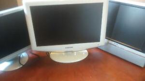 Computer Monitors and an Imac $30 - $60