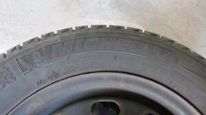 Winter Tires 195, 65 R15 Kitchener / Waterloo Kitchener Area image 1