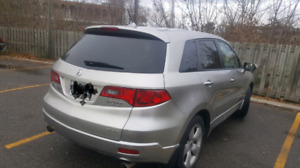 2009 Acura RDX TURBO  very  clean for sale