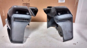 Cover radiator  Honda valkyrie  (left only)