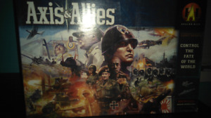 Axis and allies board game $40 or best offer