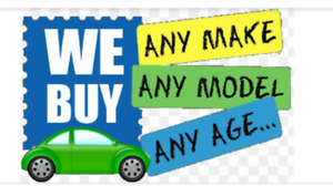 Will pay cash for your unwanted cars trucks vans or SUVs
