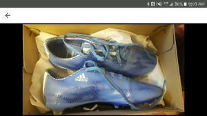 Adidas women's soccer shoes brand new