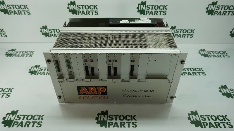 Abp Inductio Dicu Digital Inverter Control Unit Nsnb