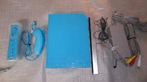 Complete wii set limited edition excellent condition