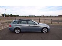 "BMW 3 SERIES 2.0 320D SE TOURING 5 DOOR AUTOMATIC 2006 ""56"" REG 102,000 MILES"