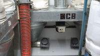 CB 8 BAG DUST COLLECTOR - 7 HP