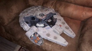 Star Wars Legacy Collection Millennium Falcon  Stripped Down