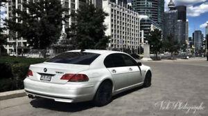 BMW 750i 2007 vente rapide