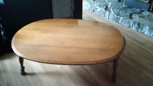 Drop leaf table!