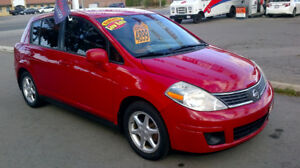2009  NISSAN VERSA SPORT / LOW KMS  / CERTIFIED / $ 4899