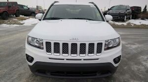 2016 Jeep Compass High Altitude- like New- only 1060km -