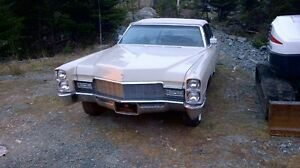 1968 Cadillac Convertible - project