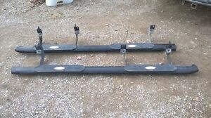 Nissan Titan running boards