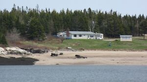 48 CAMPBELL ROAD, DIPPER HARBOUR (WATERFRONT PROPERTY)