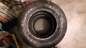 Tires    Hercules Terra Trac tires