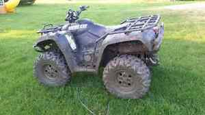 2006 Arctic Cat 650 H1