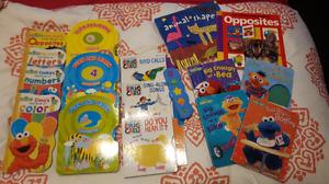 Board book lot