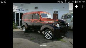 Has anyone seen this van????