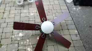 Beautiful Hunter brand ceiling fan