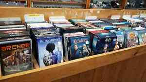 1000's of Blu-Rays+DVDs+CDS☆Buy 3 -get 1 Free!  551 Richmond St. London Ontario image 4
