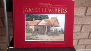 Moments in time : the art of James Lumbers