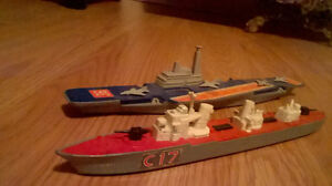 VINTAGE LOT OF MATCHBOX SEA KINGS SHIPS London Ontario image 2