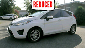 [REDUCED] 2012 Ford Fiesta