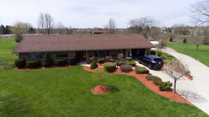 Country property for sale