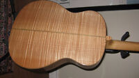 """''GOODALL AAA CURLY MAPLE GRAND CONCERT-RARE"""""