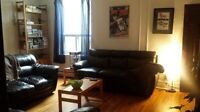 Beautiful apartment, NDG, close to Concordia, room for rent