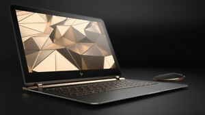 "HP Spectre 13.3"" - Ash with Copper Accents (Mint condition)"