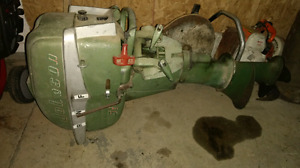 5.5 hp johnson out board