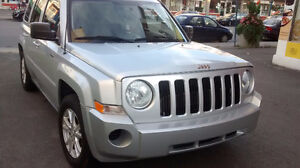 2010 Jeep Patriot Familiale