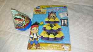 Jake and the Neverland Pirates BIRTHDAY PARTY DECORATIONS etc