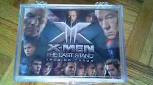 X-Men The Last Stand Trading Cards