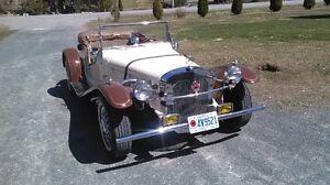 Replica 1929 Mercedes Benz