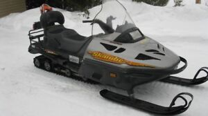 Skandic WT 500 LC