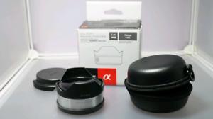 Fisheye Converter for Sony SEL 16 f2.8 lens