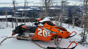 2006 Arctic Cat F7 Tony Stewart edition