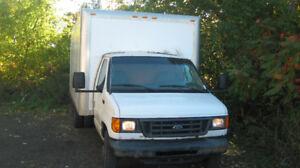 Camion Ford 6 litres  pour pièces