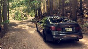 BMW F30 - M3 replica Bumper