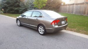 2008 Honda Civic LX-SR Edition mint Sunroof - Safetied & Etested
