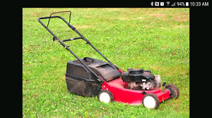 Wanted - Your lawnmower!